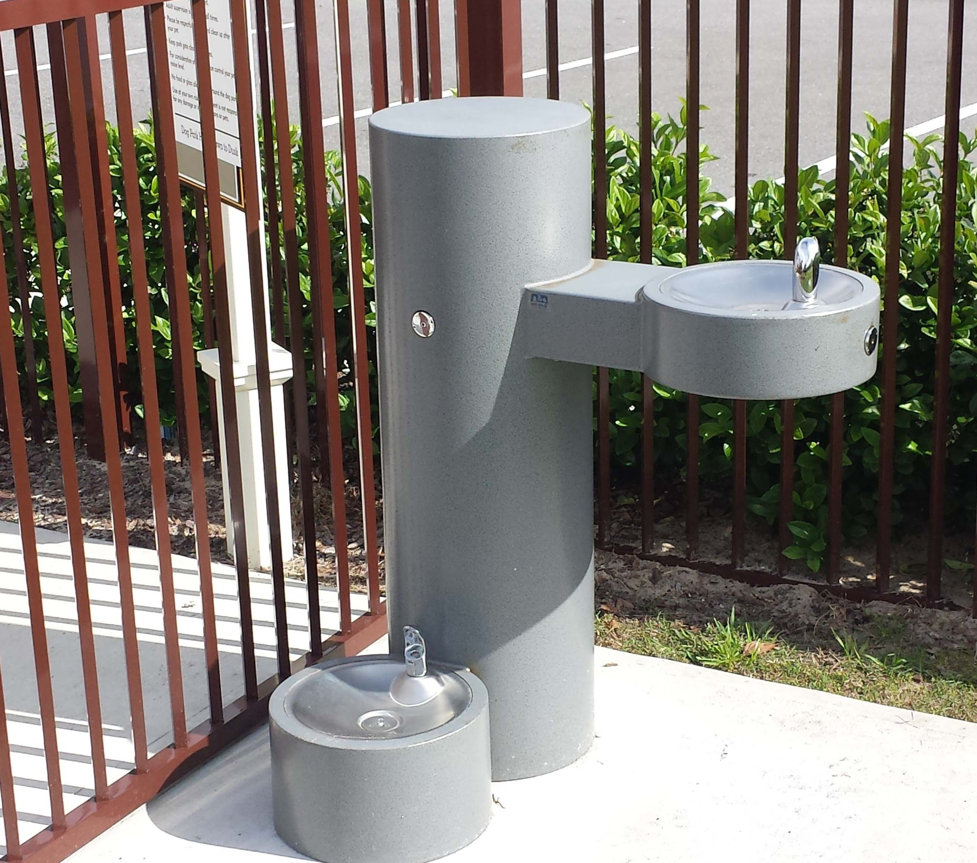 Image of: Contemporary ADA Drinking Fountain