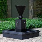 Contemporary Fountains Outdoor
