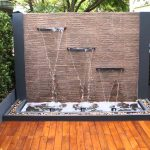 Contemporary Outdoor Water Fountains Style