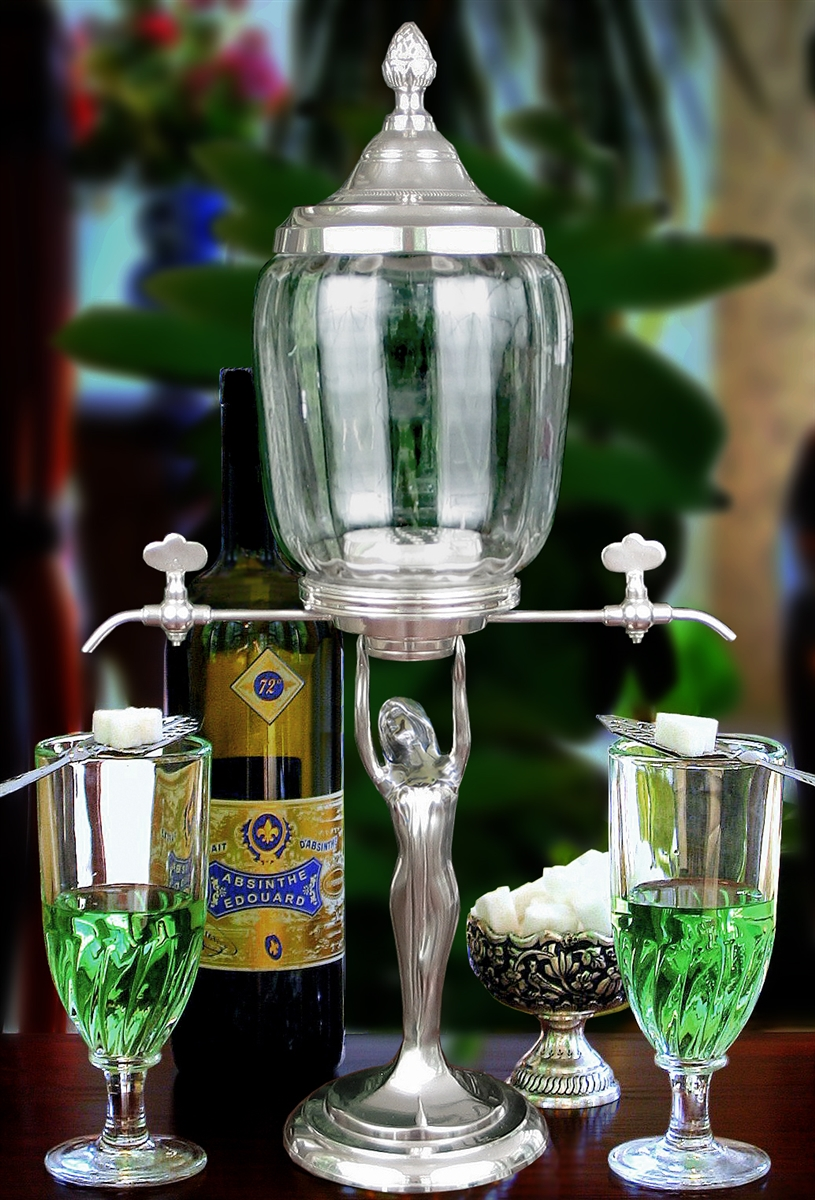 Image of: Cool Absinthe Fountain
