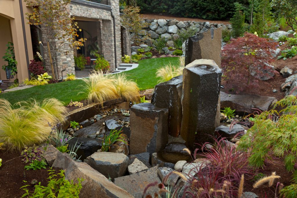 Image of: Cool Fountains Design Ideas