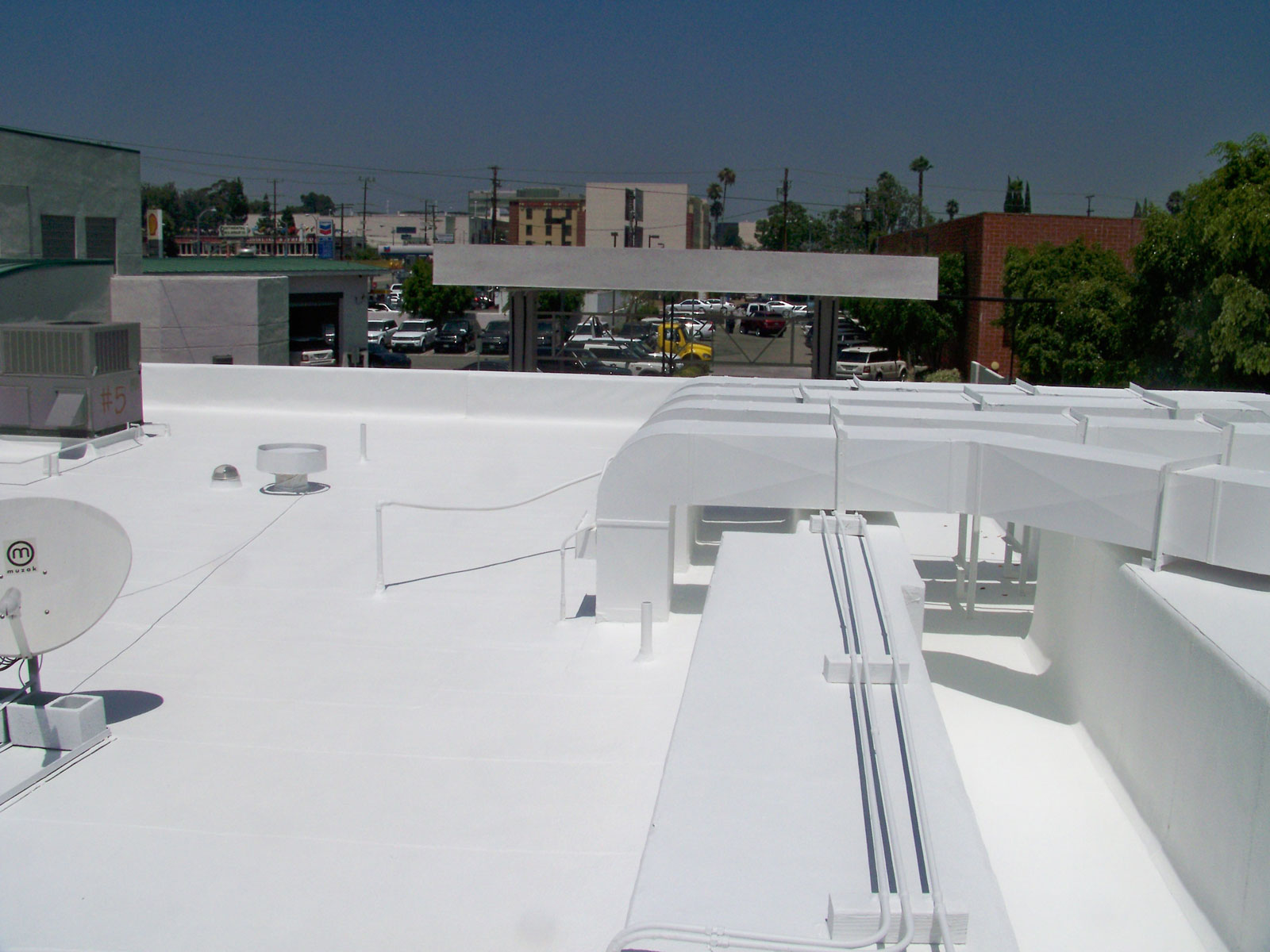 Cool Roof Coating Ideas