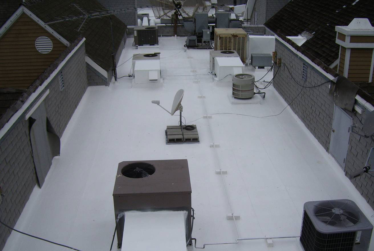 Cool Roof Coating System