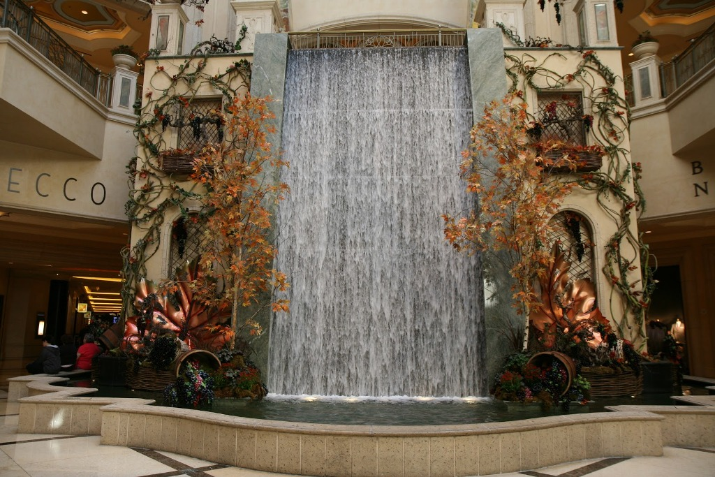Copper Fountains of Rome