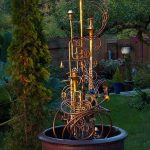 Copper Water Fountain Designs