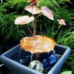 Copper Water Fountain Ideas