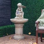 Cute Cherub Fountain