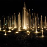 Dancing Water Fountain Liners