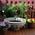 Deck Fountains Type