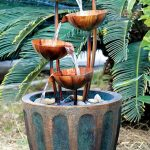 Decorative Copper Water Fountain