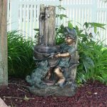 Decorative Outdoor Water Fountains Plan