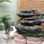 Decorative fountains for garden