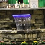 Decorative fountains indoor