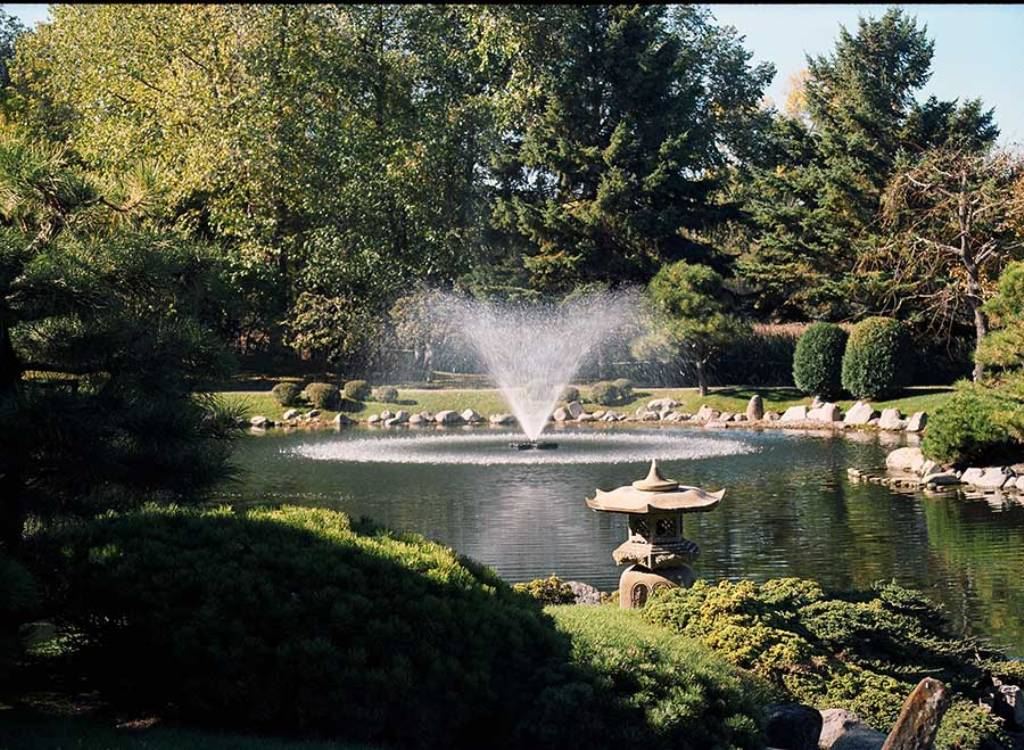 Image of: Decorative fountains outdoor