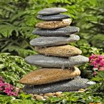 Diy Garden Fountain Stones