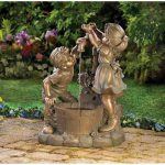Fun Backyard Water Fountains
