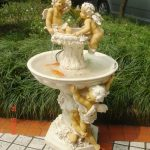 Garden Angel Water Fountain