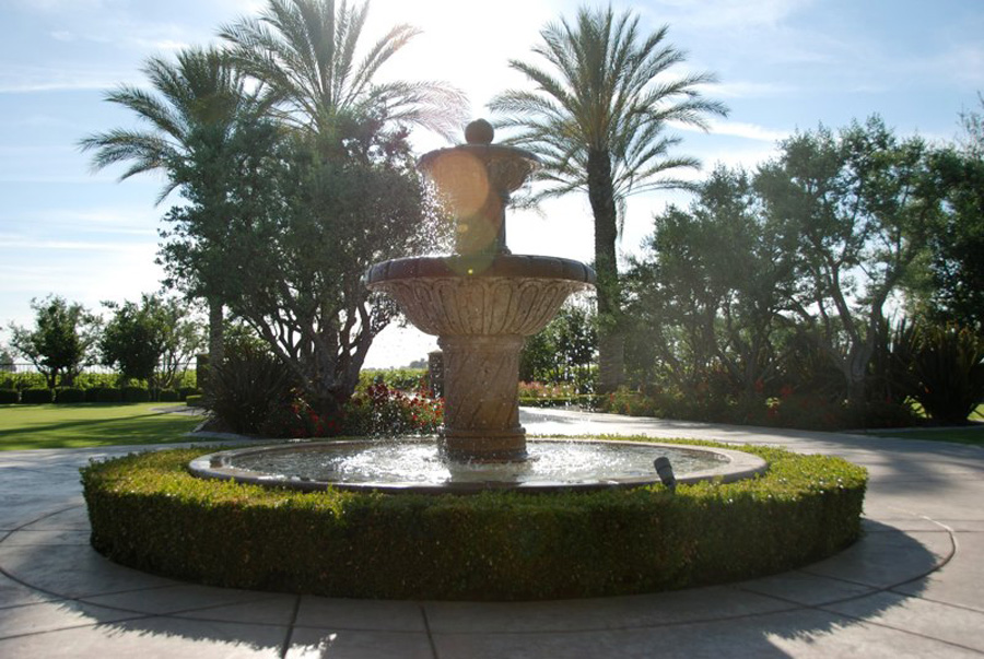 Image of: Garden Commercial Water Fountains