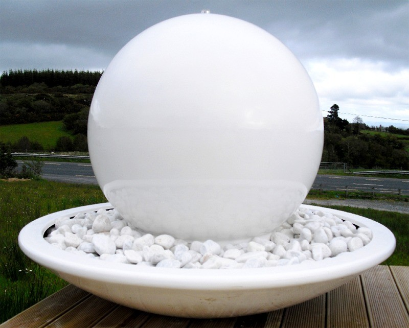 Image of: Good Bubble Fountain