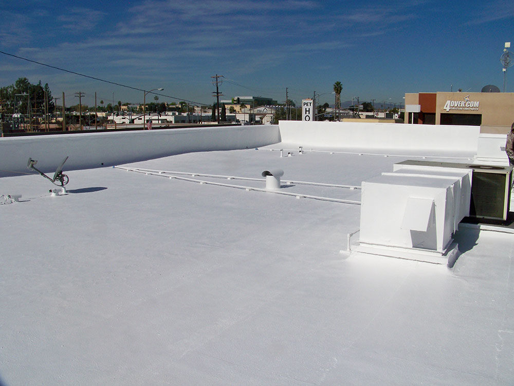 Great Cool Roof Coating