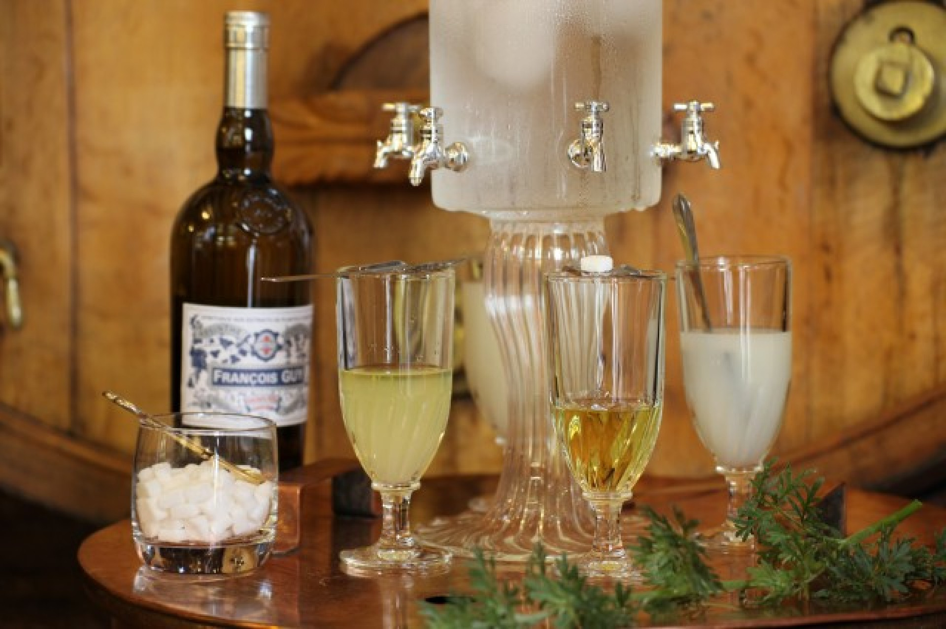 Image of: Ideas of Absinthe Fountain Set