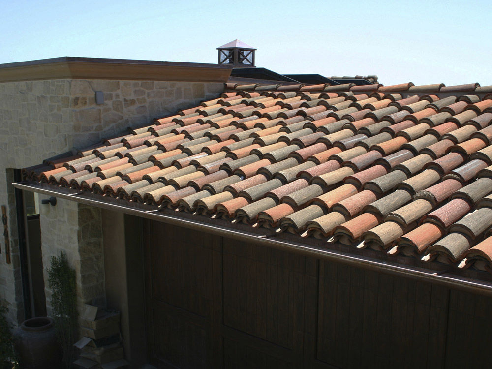 Image Clay Roof Tile
