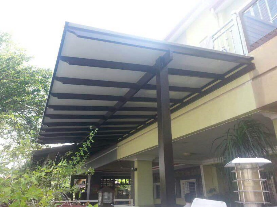 Image of: Image Composite Aluminum Roofing Panels