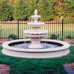 Installing a 3 Tier Fountain