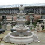 Large Backyard Fountains for Sale