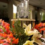 Luxury Battery Operated Tabletop Water Fountain