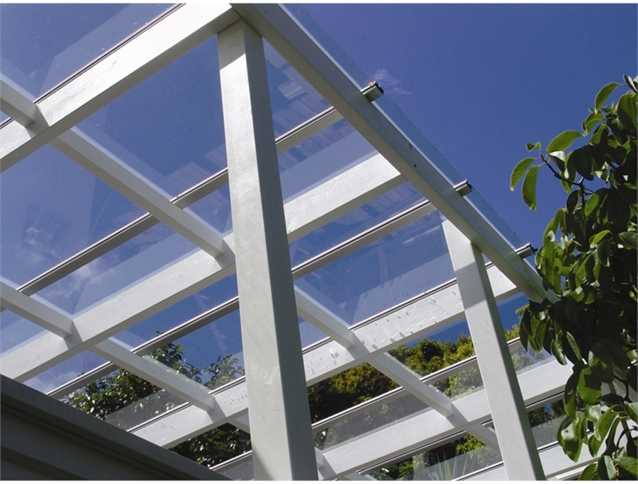 Image of: Modern Acrylic Roof Panels