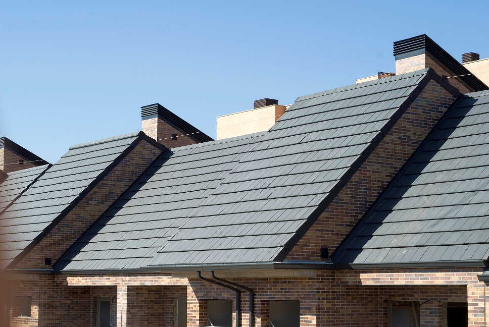 Image of: Modern Ceramic Roof Tile
