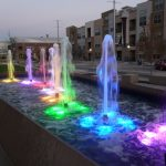 Musical Commercial Water Fountains