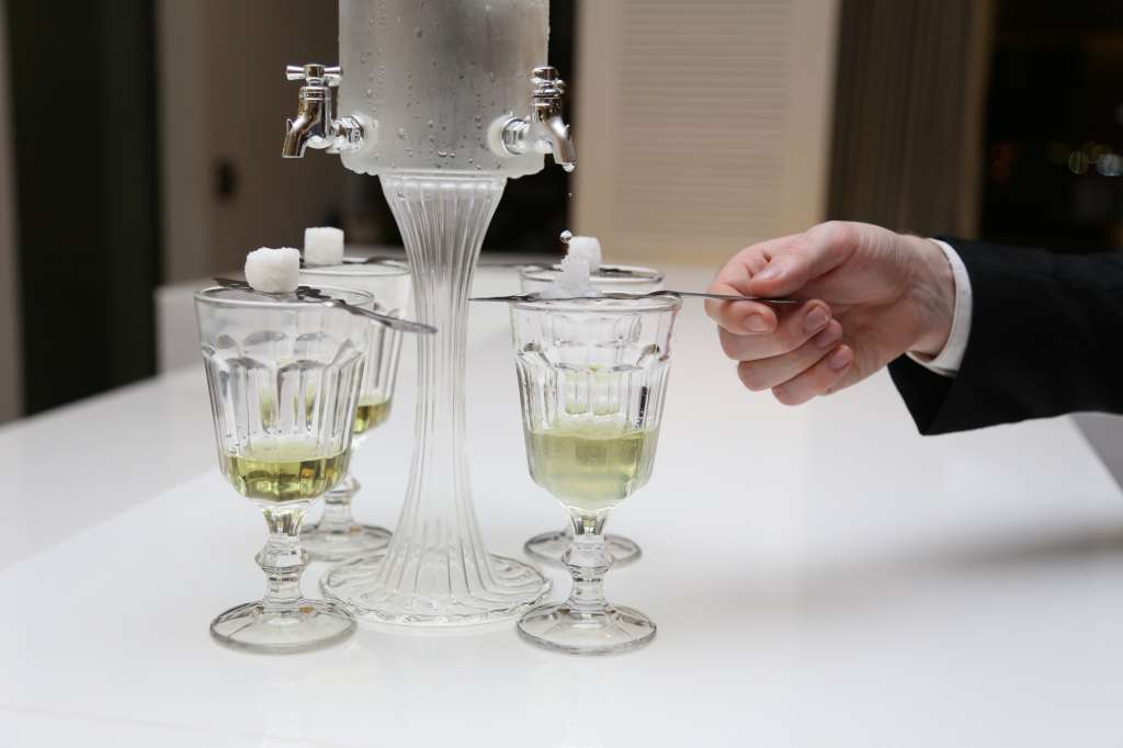 Image of: New Absinthe Fountain Set