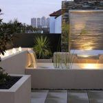 New Contemporary Outdoor Water Fountains