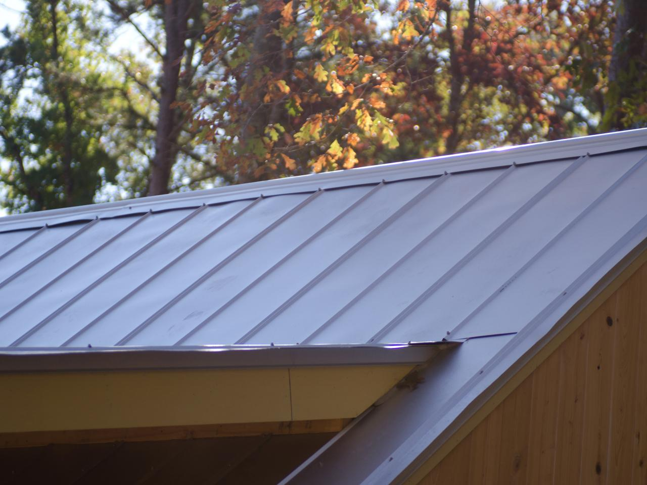 Image of: Nice Alternative Roofing Materials
