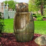 Old Barrel Fountain