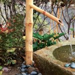 Outdoor Bamboo Fountain Kit