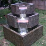 Outdoor Battery Operated Fountain