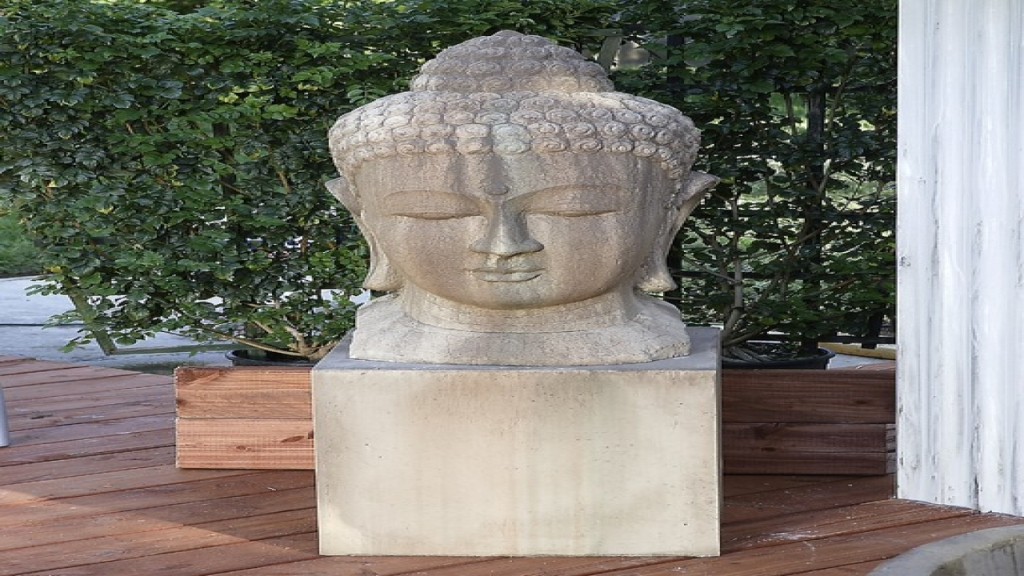 Image of: Outdoor Buddha Fountain Canada