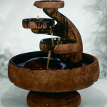Outdoor Ceramic Fountains
