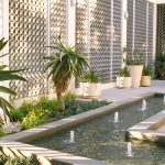 Outdoor Courtyard Fountains