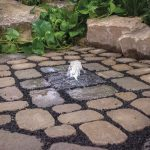 Paver Bubbling Fountain