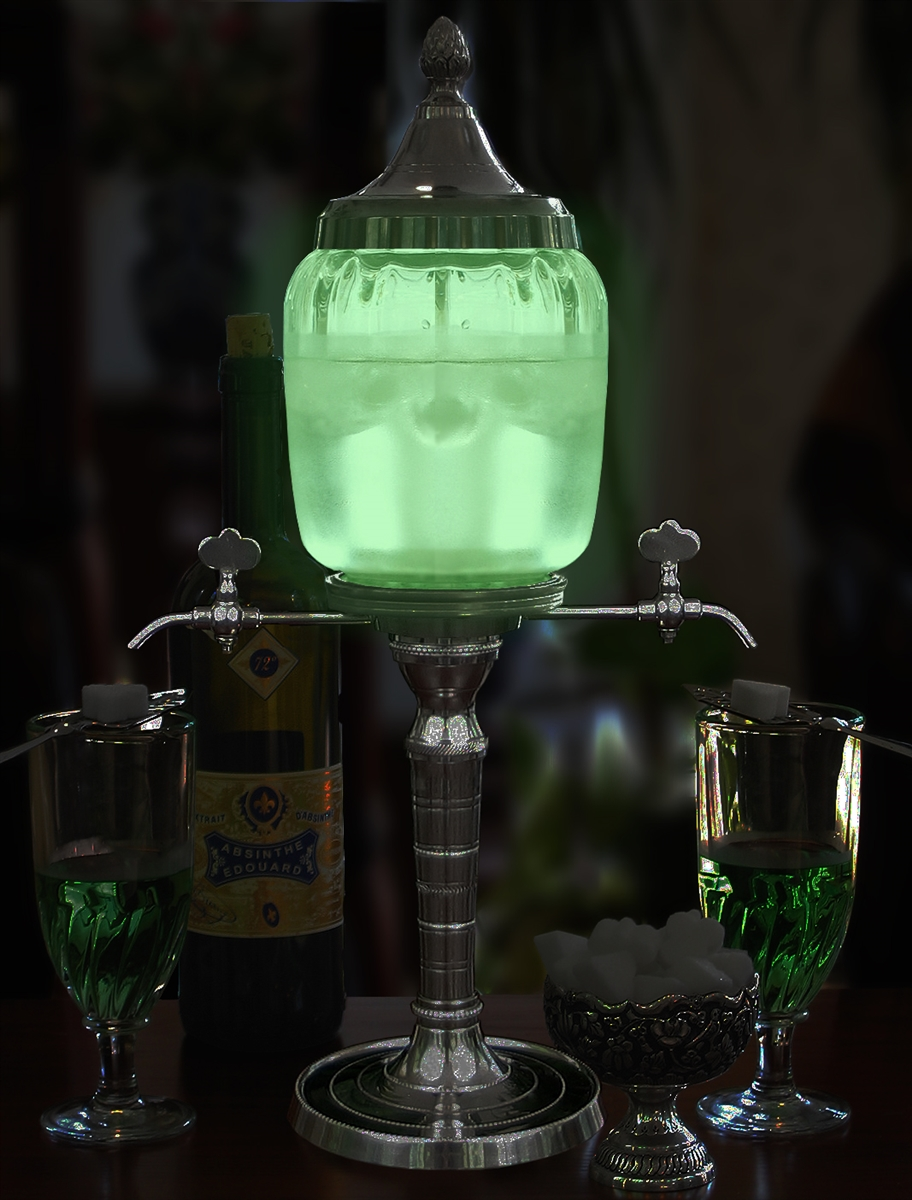 Image of: Petite 2 Spout Absinthe Fountain