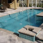 Pool Deck Fountains