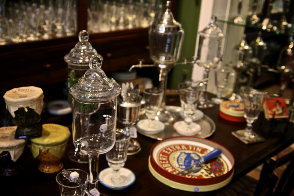 Image of: Popular Absinthe Fountain Set