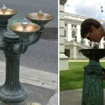 Public Bubbler Drinking Fountain