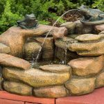 Round Diy Fountains