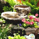 Rustic Diy Garden Fountain