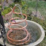 Simple Copper Water Fountain